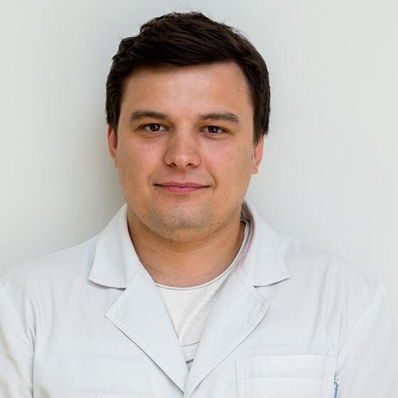 Доктор Гаценко Виктор Сергеевич