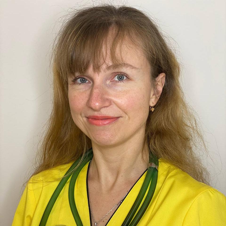 Доктор Беспятая Ольга Павловна