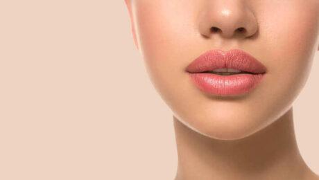 коррекция губ филерами