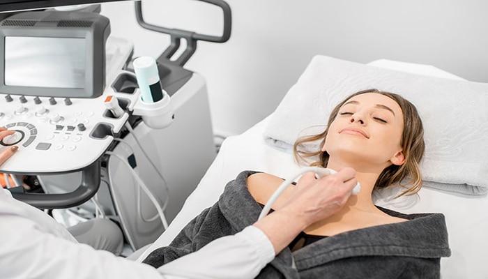УЗИ щитовиднки